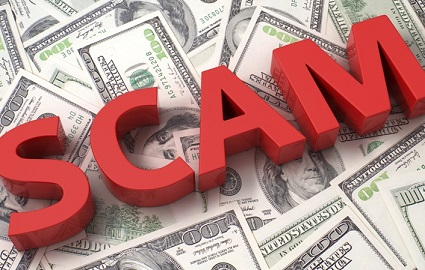 Investigators Reveal Top 5 Internet Scams in the U.S.