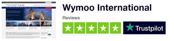 Wymoo on TrustPilot