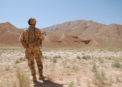 Afghanistan Fake Soldiers Online Targeting Innocent Victims