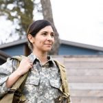 Women soldier scams